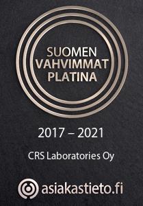 PL LOGO CRS Laboratories Oy FI 414384 Web